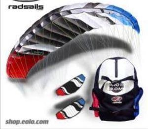 RS Radsail Pro III 5m kite