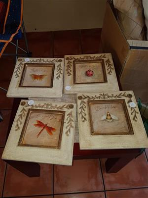 Flying insect light wooden frames for sale