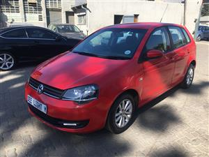 2015 VW Polo Vivo hatch 1.4 Trendline