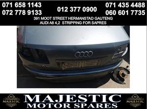 Audi A8 used parts for sale