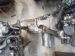 AUDI 1.8T (BFB) GEARBOX 5 SPEED FOR SALE