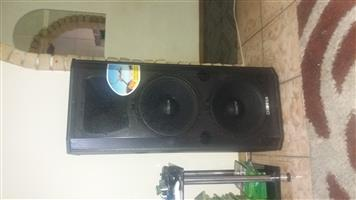 Cheap but Powerfull DJ system