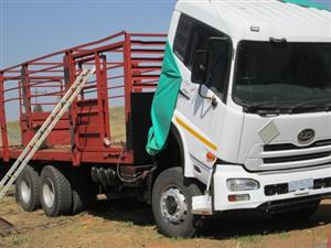 2009 UD 460 - Chassis Cab - Runs Daily