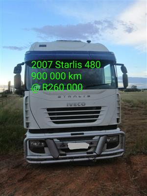 2007 Starlis 480