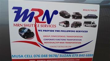 24/7 Transport in Jozi