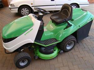 Ride on lawnmower's wanted!!!!!
