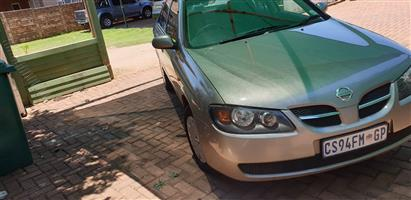 2003 Nissan Almera 1.6 Luxury automatic