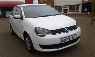 2017 VW Polo 1.6 Comfortline