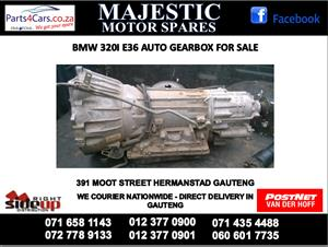 Bmw e36 auto gearbox for sale