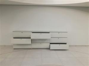 3 Drawer Steel Storage Unit