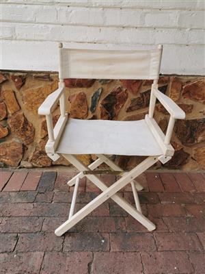 Directors Chair  - Five