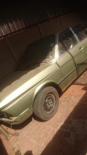 1978 BMW 5 Series 535i