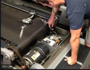 Treadmill Repairs - Gauteng