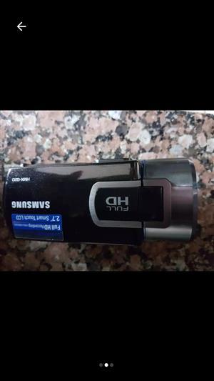 Samsunh hd video camera