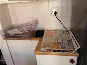 Defy Fridge Freezer with water dispenser