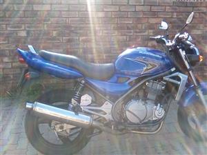 2006 Kawasaki ER