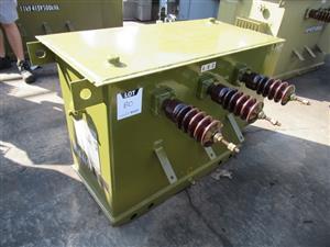 Actom 100kVA, 11 000v Hv, 415v Lv Transformer - ON AUCTION