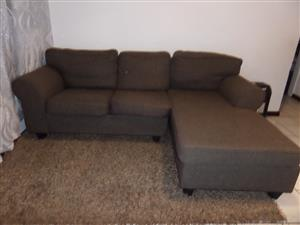 LOUNGE COUCH - L SHAPE