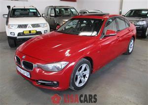 2012 BMW 3 Series 320i Exclusive steptronic