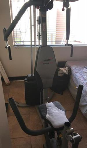 trojan home gym vision 360