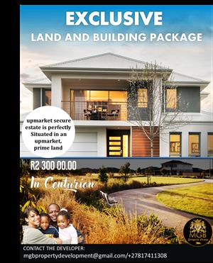 Exclusive Land & Building Package