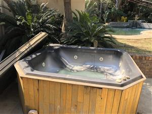 Jacuzzi for sale.
