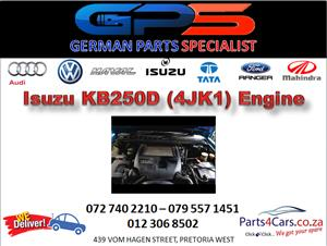 Isuzu KB250D (4JK1) Engine for Sale