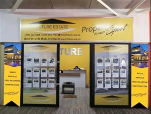 Let Future Estate help you SELL your property in 90days, RANDBURG, FLORIDA, MONDEOR offices.