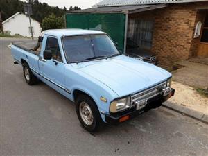 1984 Toyota Hilux 2.0