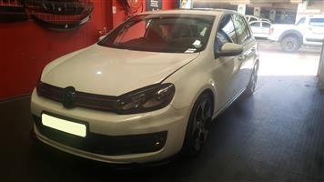 Volkswagen Golf 6 GTI Accessories at Autocessory
