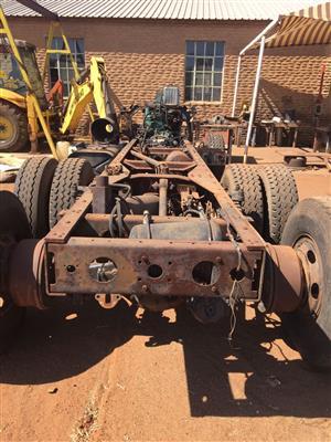 FAW Truck CA22.210FD DBL Diff