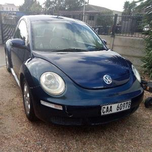 2006 VW Beetle 2.0 Highline automatic