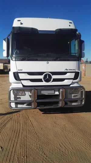 Mercedes Benz Actros Truck available