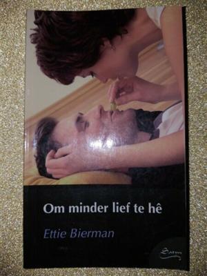 Om Minder Lief Te He - Ettie Bierman - Satyn.