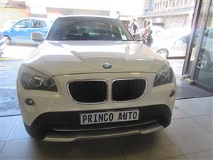 2010 BMW X1 xDrive20d auto