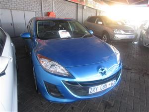 2010 Mazda 3 Mazda 1.6i