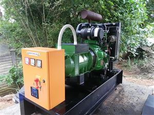John Deere 30KVA AUTO Generator