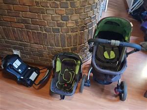 Baby and Todler Pram