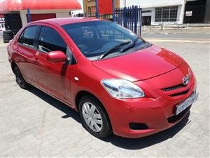 2007 Toyota Yaris 1.3 sedan T3
